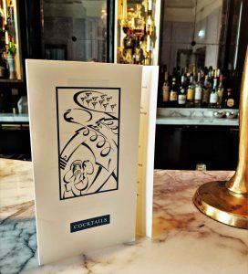 1980s cocktail menu american bar gleneagles