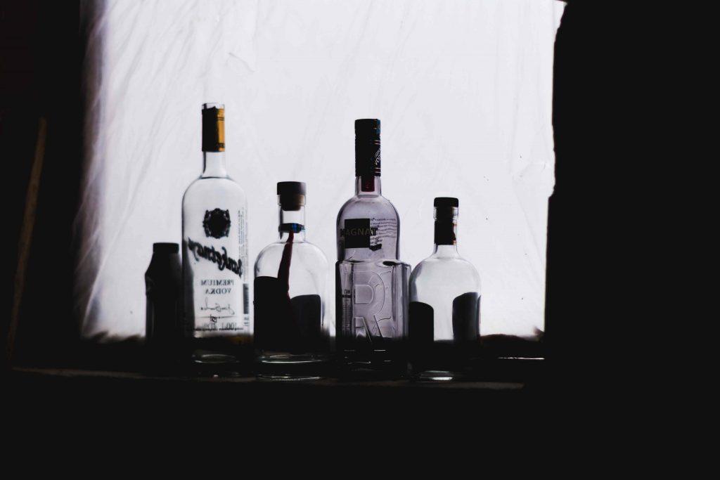 vodka essential spirit