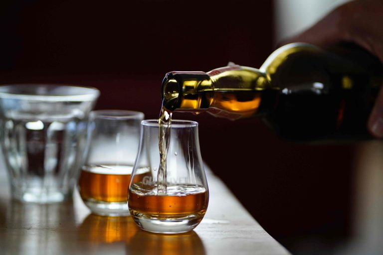 whisky essential spirit
