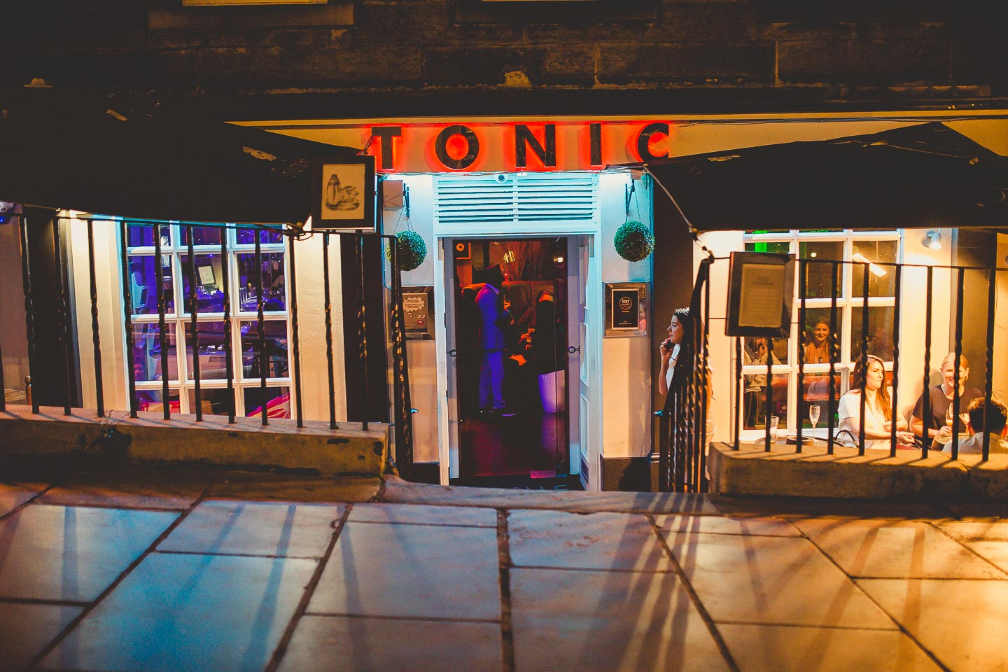 tonic bar edinburgh cocktail week